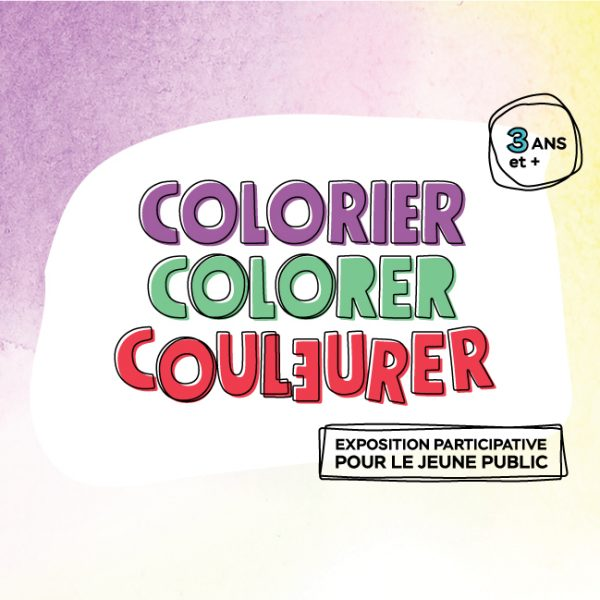 Colorier, colorer, couleurer